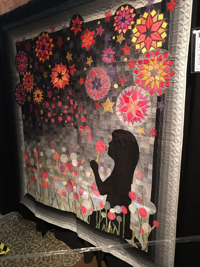 highlights of quilt odyssey